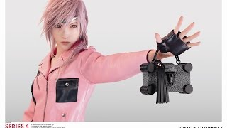Final Fantasy 13's Lightning Featured in Louis Vuitton Marketing - #CUPodcast