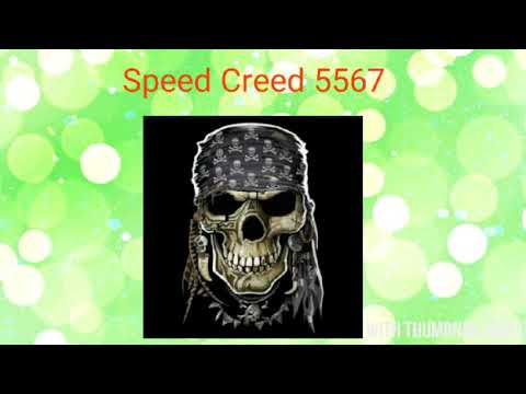 Speed Creed 5567