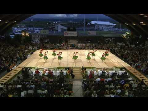 Hilo E - Merrie Monarch 2010