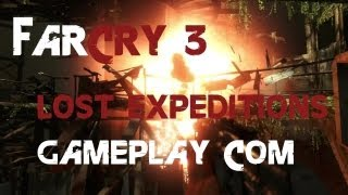 Farcry 3 lost expeditions gameplay commentary - Missle silo walkthrough