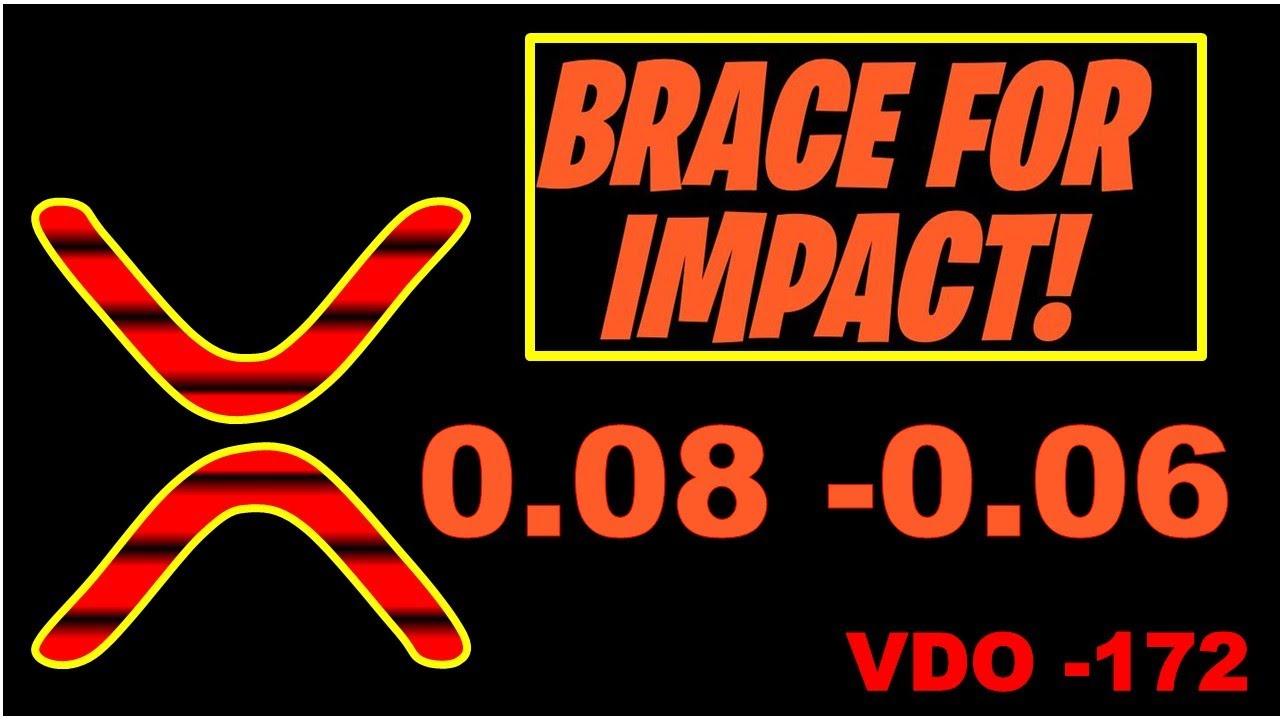 RIPPLE XRP NEWS ; INCOMING CRASH; Ready to buy below 0.1 ...
