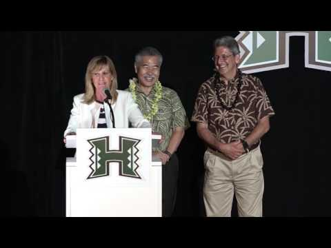 University of Hawaii Celebrates 45 Years of Rainbow Wahine Athletics, Title IX