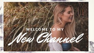 Welcome to my new channel!   Sarah Harris