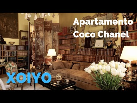 Diseño Y Decoración De Interiores | Estilo Ecléctico | Apartamento Coco Chanel | París |