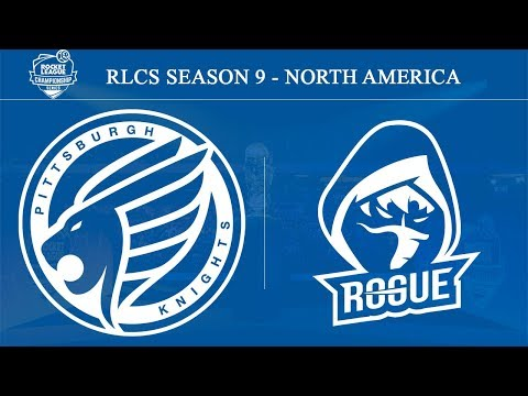 Pittsburgh Knights vs Rogue vod