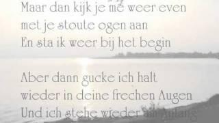 Gio - Je hebt me (lyrics & translation)