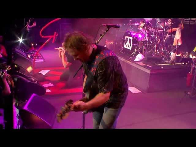 Chickenfoot - HighwayStar (Live)