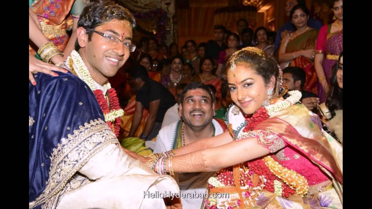 Balakrishna Daughter Wedding Part - 3 - YouTube