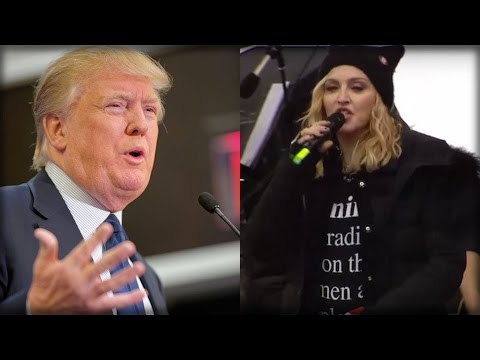 RIGHT AFTER THREATENING TO BLOW UP TRUMP, MADONNA GOT THE WORST NEWS OF HER LIFE!