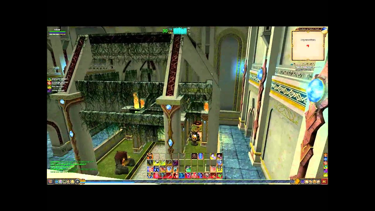 Wild Cats Guildhall Freeport Server Everquest 2 - Year of