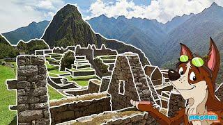 Mocomi TimePass with Sam Episode 8 - Machu Picchu