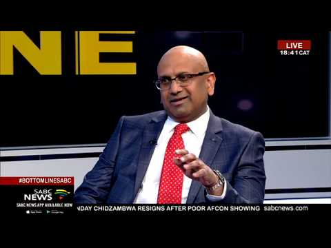 Benefits of Africa Free Trade Agreement: Prof. Rajen Pillay