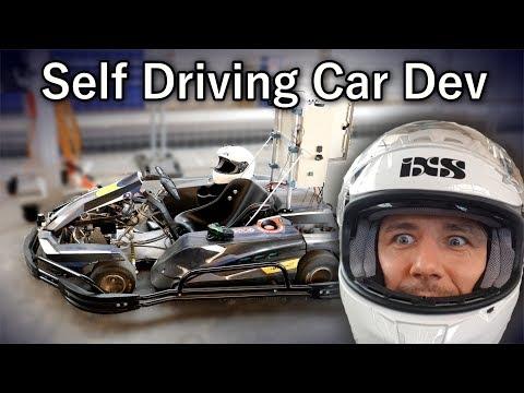 Self Driving Car Research