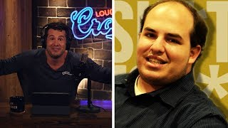 WHAT A PIECE OF SH*T: Brian Stelter | Louder With Crowder