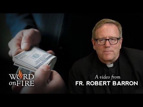 Bishop Barron on Corruption