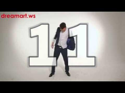 27 типов мужских танцев! DreamArt.ws