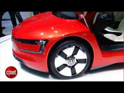 Car Tech - Volkswagen XL1