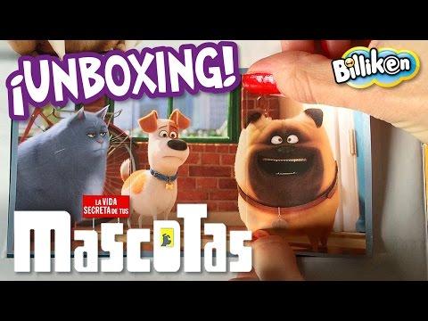 La Vida Secreta de tus Mascotas Unboxing Billiken #09