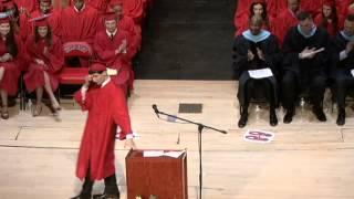 Salutatorian Speech - Nick Petosa