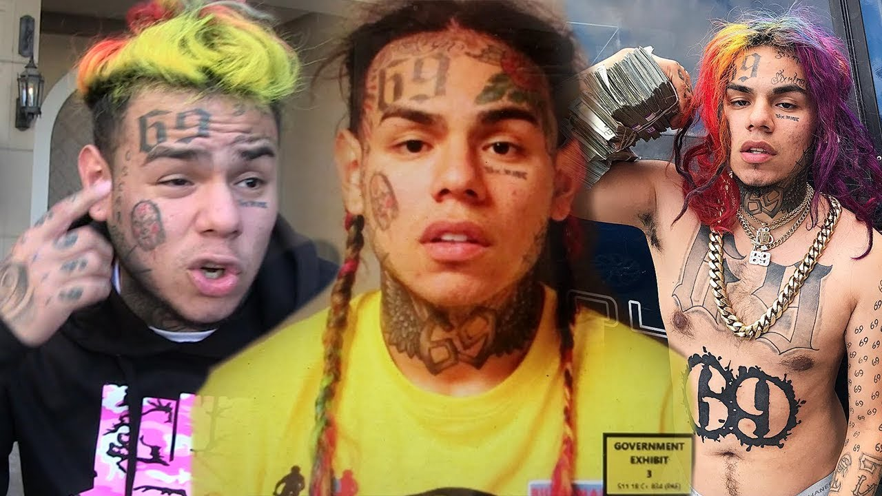 Tekashi 6ix9ine Is a Black Hole