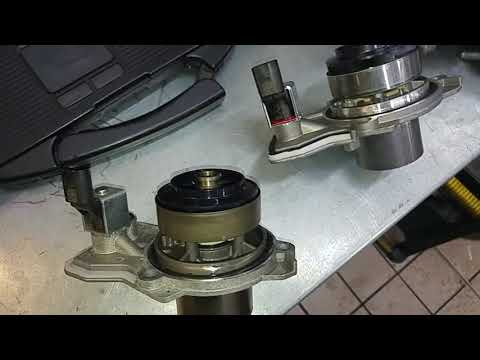 VW 1.2tdi 1.6tdi 2.0tdi silnik EA288 Wadliwa pompa wody. VOLKSWAGEN FAULTY COOLANT PUMP WATCH WHY