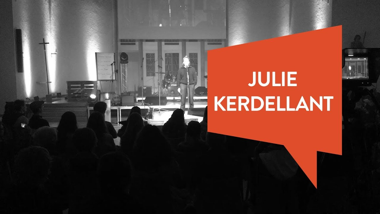 Schweigen / Mittel - Julie Kerdellant // WORT:SCHÖPFUNG Poetry Slam