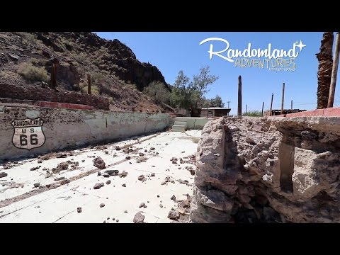 The Ruins and the Road - Route 66 out of California