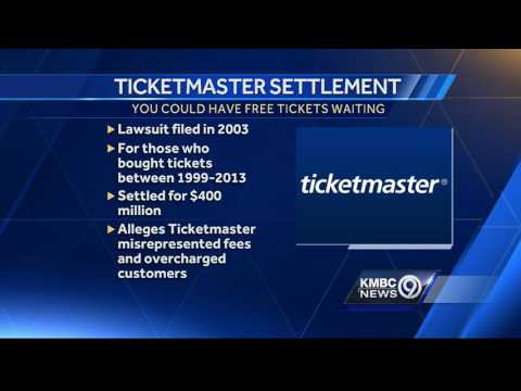Ticketmaster customers get coupons, vouchers in lawsuit settlement Mp3