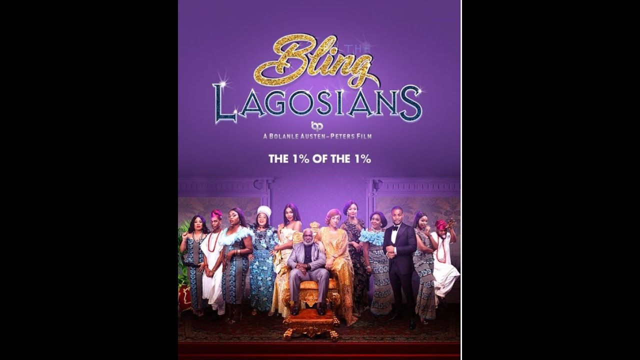 Download THE BLINGS OF LAGOSIANS  Toyin Abraham  Latest Nigerian Movie Review