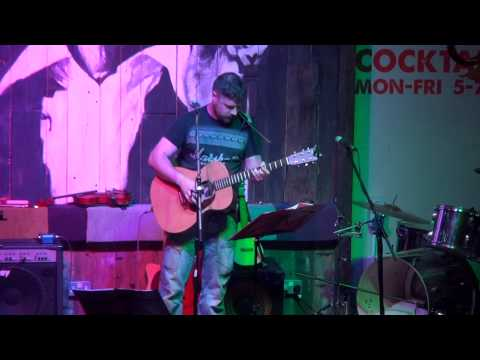 Paul Edwards - Brewhouse Live - 27 04 2014 - Pt 1