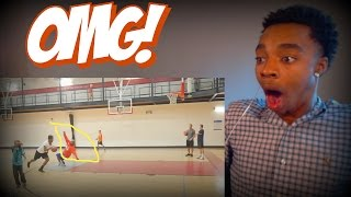 THE MOST EMBARRASSING ANKLE BREAKER ON THIS SITE REACTION!