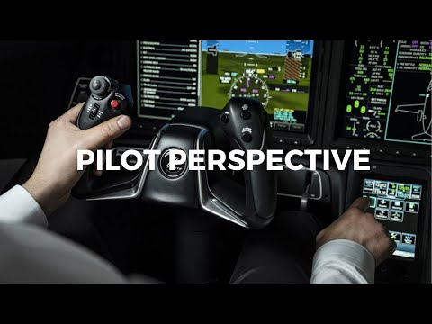 Pilot Perspective: What Its Like to Fly the HondaJet