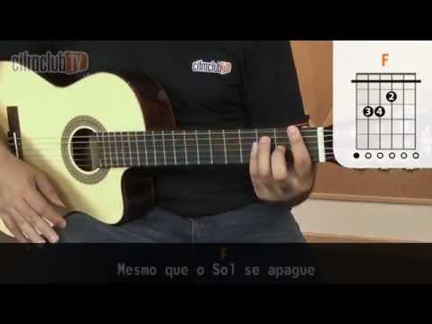 Mil Anos - Jorge e Mateus (aula de violão simplificada)