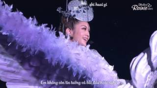 [Vietsub+Kara] Sự mập mờ | 暧昧 - Dương Thừa Lâm | Rainie Yang 楊丞琳