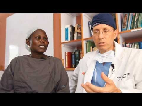Interview with Teresa and Dr Mark Newton, Kijabe Hospital