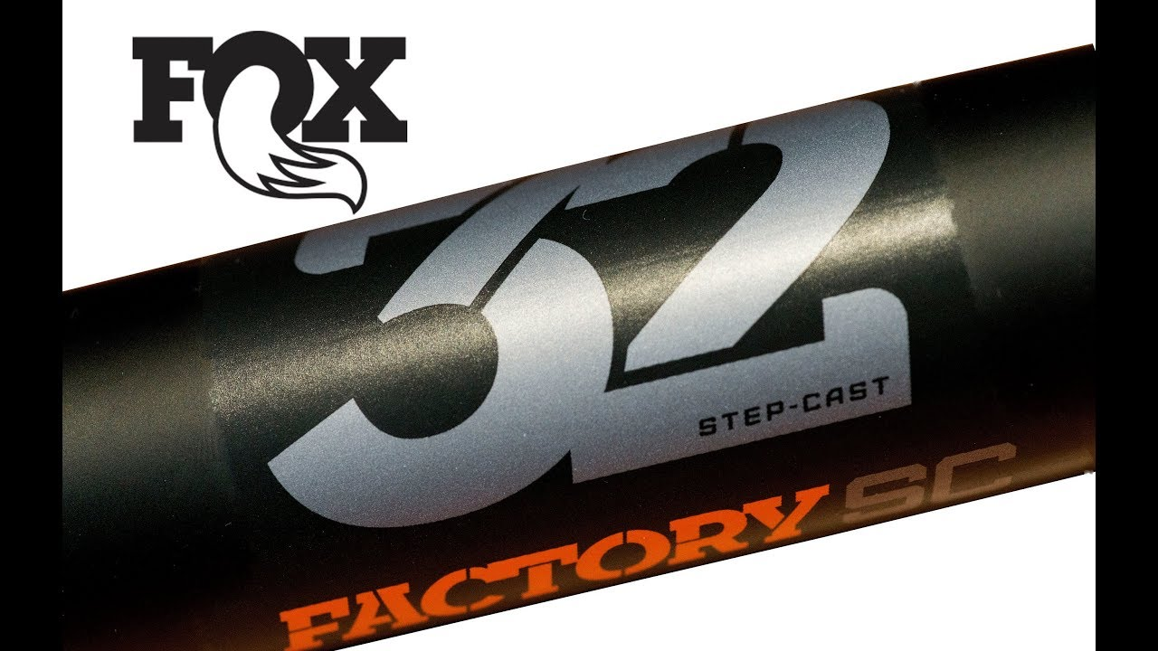 FOX 32 Step-Cast Fork - Quick Check 100mm, FIT4 Damper, Factory Series