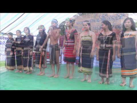 Part 1-Indigenous People Event On 9 August 20154 | Cambodia Celebration IP's Day