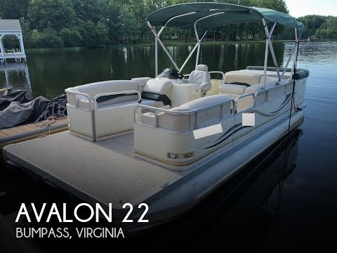 [UNAVAILABLE] Used 2005 Avalon Somerset Elite 22 In Bumpass, Virginia