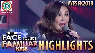 YFSF Kids 2018 Highlights: Sharon Cuneta, excited na sa kanyang nalalapit na 40th anniversary conce
