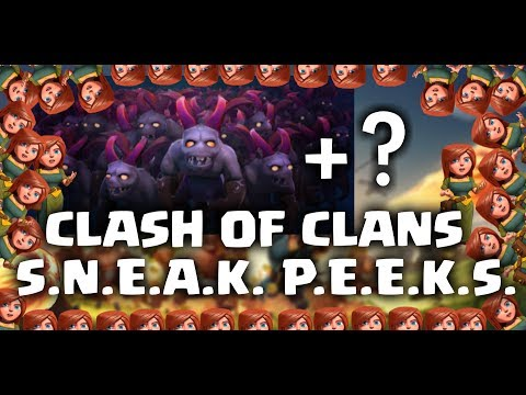 LVL 6 MINIONS + Forum Exclusive!? - Clash of Clans - Sneak Peeks!