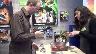 Star Wars the Clone Wars Kampf um Malastare Overview - Nuremberg Toy Fair 2013