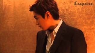 [HD] Lee Min Ho 이민호 Esquire Magazine Behind The Scenes