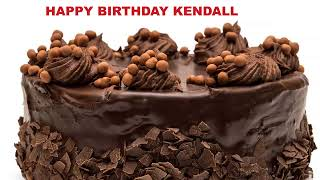 Kendall - Cakes Pasteles_102 - Happy Birthday