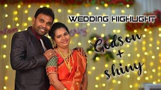 GODSON+SHINY WEDDING HIGHLIGHTS