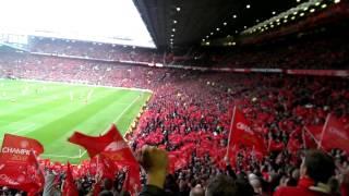 Man Utd Fans Old Trafford Compilation