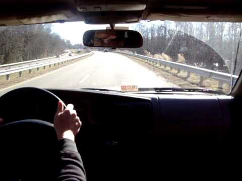 1998 Toyota 4Runner Test Drive