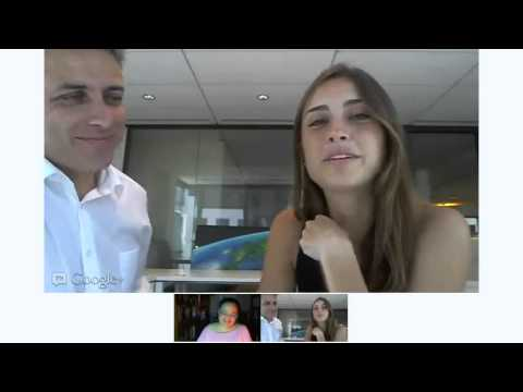 Hangout with François Picard, Anelise Borges and special guest Kevin Delaney
