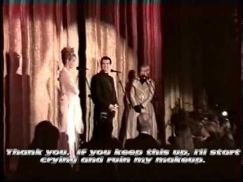 Goldeneye Red Carpet Premiere : Stockholm, Sweden  (Translated)