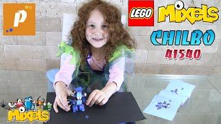 Распаковка лего миксели ,миксель чильбо 41540 - лего новинки Unboxing Lego mixel CHILBO 41540
