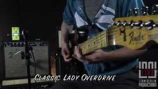 Tribute Audio Designs Classy Lady Overdrive